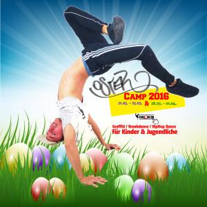 Ostercamp vom 21.03. - 25.03. und vom 28.03. - 01.04.
